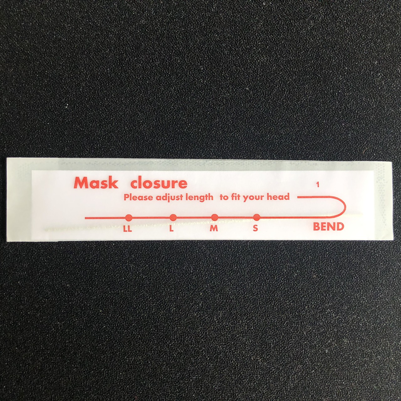 Mask closure